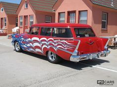 1957 chevrolet 210 Handyman Wagon  Vintage, Classic and Old Cars Showroom (Page 488)