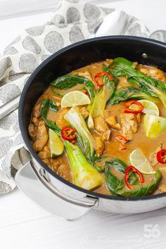 Enkel thaikyckling i Oyster Sauce - 56kilo.se - Recept, inspiration och livets goda