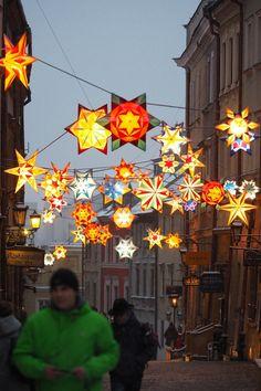 Iluminacje świąteczne w Lublinie (zdjęcie 17) - Autor: Wojciech Nieśpiałowski
