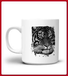 Tiger painting Mug - Tiger shirts (*Partner-Link)