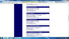 URB. MIRAFLORES - CASTILLA BANCO CONTINENTAL - URB. MIRAFLORES - CASTILLA- PROVINCIA DE PIURA RAMIREZ AGUIRRE JORGE HERNAN DIROVE (SALUD HUMANA ) (LIMA) CUARTEL GRAU - PIURA BARRIO BUENOS AIRES - PIURA CUARTEL INCLAN - PIURA AV. SAN MARTIN BATALLON DE COMUNICACIONES DEL EJERCITO PERUANO - PIURA DIRECCION REGIONAL DE SALUD - PIURA URB. MIRAFLORES - CASTILLA Sonia Mercedes Gisela Valcárcel Álvarez (GISELA VARCARCEL) RUESTA HERRERA VIOLETA MERCADO MODELO DE PIURA