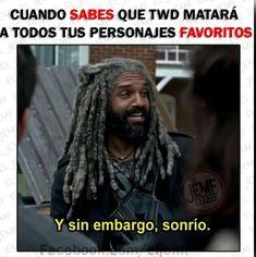 A smile The Walking Dead 2, Walking Dead Memes, Twd Memes, Funny Memes, Walking Dead Wallpaper, Humor, Netflix, Army, Bts