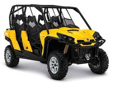 New 2015 Can-Am Commander MAX XT 1000 ATVs For Sale in Texas. 2015 Can-Am Commander MAX XT 1000, 2015 Can-Am® Commander MAX XT 1000 Be prepared for all conditions with the standard, factory-installed features. Get equipped for off-road adventure with more standard features and added value. Take advantage of the Can-Am exclusive Tri-Mode Dynamic Power Steering (DPS®), a 3,000 lb winch, and heavy-duty front and rear bumpers that are ready to take on every adventure. Standard Features May…