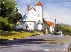 Bill Vrscak, Port Clyde Church