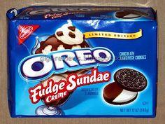 Fudge Sundae Creme Oreo's