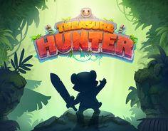 """Popatrz na ten projekt w @Behance: """"Treasure Hunter - Game Art"""" https://www.behance.net/gallery/47254765/Treasure-Hunter-Game-Art"""