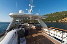 Mengi Yay delivers 26 metre motor yacht Seleda   SuperYacht Times