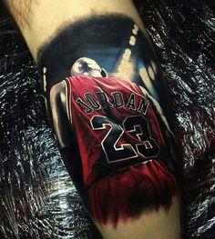 ... Tattoo by Steve Butcher.