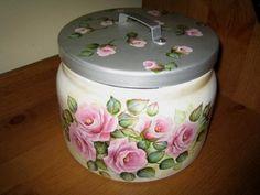 rose jar