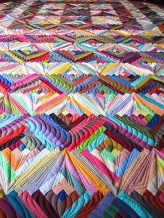 That's one big quilt!