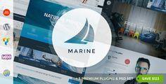 Marine (v2.2) Responsive Multi-Purpose WordPress Theme
