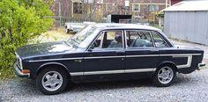Volvo GT 140 144 GT Sweden