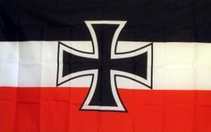 German Jack Historical 3'x 5' Flag
