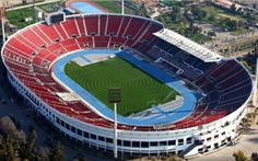 Estadio Nacional in Santiago, Chile. You can find out how you can still buy tickets for the One Direction concert here @ http://www.onedirectioninfo.com/one-direction-concert-tickets-santiago-chile-30042014/