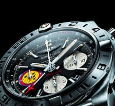 Breitling Chronomat 44 GMT Patroulle Suisse 50th Anniversary