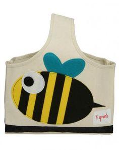 Spielzeugtasche Biene