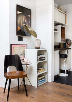 A beautifully eclectic home provides an ideal backdrop for a Jane Mayle's next chapter.