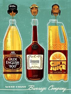 West Coast Beverage Co.