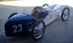 1935 CycleKart Speedway Racer : Registry : The CycleKart Club Go Kart Kits, Motorised Bike, Derby Cars, Karting, Pedal Cars, Mini Bike, Indy Cars, Concept Cars, Cool Cars