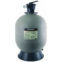 Hayward Pro Series Top Mount Sand Tank In Ground Pool Filter. SKU: Providing you with quality you can trust, the Hayward Pro Series Top Mount high-rate sand filters incorporate the latest pool filter technology. Sand Filter For Pool, Pool Sand, Swimming Pool Filters, Above Ground Swimming Pools, My Pool, Above Ground Pool, Pool Water, In Ground Pools, Sauna Infrarouge