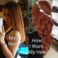 I want my hair to grow so badly!! Ahhhh ilove long hair :(