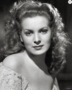 Maureen O'Hara en 1944.