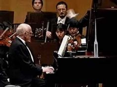 Mozart - Piano Concerto n. 18 K 456 compound  30 September  1784 Pianist: Sviatoslav Richter - Conductor : R. Barshai - Japan Shinsei Symphony Orchestra - 1994  00:40 Allegro vivace 13:52 Andante 23:47 Allegro vivace