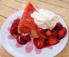 Broiled Angel Food Cake with Fresh Whipped Cream and Berries HomemadeAngel Food Cake Ingredients: 1 cup (130 g) cake flour (not self-rising) 1 cup (200 g), plus 1/2 cup (100 g) sugar 1/2 teaspoon …