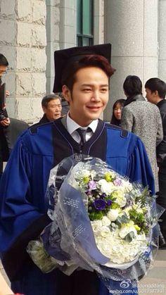 Geunseokkie graduated ^_^