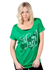 Trust Heart Dolman - Christian Womens Fashiontops for $29.99   C28.com