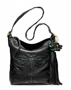 Legacy Anna Sui Dragongly Large Duffle