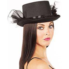 Gothic Tulle Top Hat Costumelicious http://www.amazon.com/dp/B00JGWUSZU/ref=cm_sw_r_pi_dp_mJSjwb0MB937C
