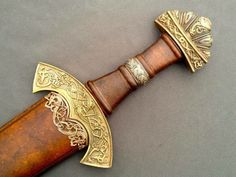 Christian Fletcher Swords and Scabbards. #Woad novel inspiration.