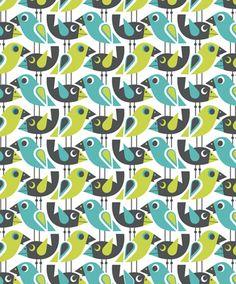 Akta pattern by Swedish designer Ingela P Arrhenius