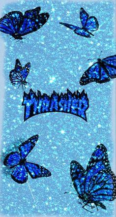 Thrasher glitter