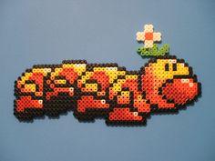 sandylandya.Wiggler perler beads by NES--still-the-best on deviantart