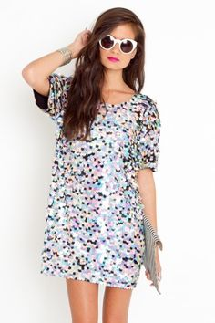 the cassette society rizzle dress