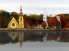 Mahone Bay, NS