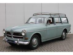 Volvo Amazon Combi B18 LPG (bj 1962)