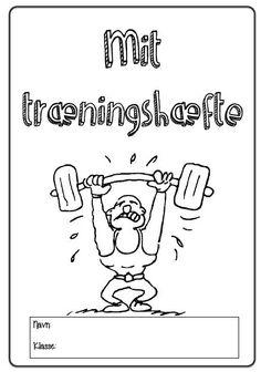 Mit træningshæfte