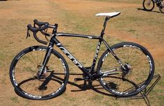 Felt's disc-brake equipped F65X cyclocross bike - $1500
