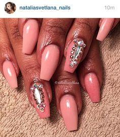 My nails done by Natalia (@nataliasvetlana_nails) on 2/6/16