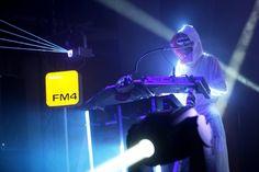 Gudrun von Laxenburg @ FM4 Frequency Festival 2012 © Daniela Derntl