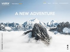 Hi guys, During my visit on the viator website i have made this landing page concept for a Bunderspitz tour, a mountain of Switzerland. Let me know what you think! Thanks  If you like it press L! :P