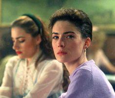 Shelly Johnson (Mädchen Amick) & Donna Hayward (Lara Flynn Boyle) - Twin Peaks