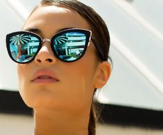 Notoriously cool sunglasses for the nonconforming and freethinking, beloved by celebs and tastemakers around the globe.