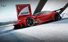 Ferrari F12 Special project LM concept facebook.com/wizzoo7