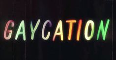 The first episode of #gaycation is now online ahead of the March 2nd launch on @viceland . I'm so excited to share it and grateful for this incredible experience -- link in bio. @ianjamesdaniel