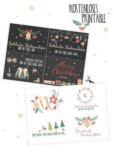 Free printable set of christmas tags you will love christmas tag adventskalender trchen nr 20 weihnachtskarten printable zum selber ausdrucken do it yourselfchristmas tagfree solutioingenieria Gallery
