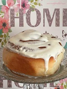 CINNAMON-ROLLS-THERMOMIX Relleno, Cheesecake, Deserts, Sweets, Food, Cinnamon Scones, Mini Cheesecakes, Frozen Desserts, Easy Food Recipes
